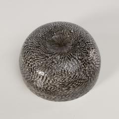 Paolo Venini A puntini Murrine glass bowl Paolo Venini venini Murano Italia - 1615812