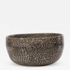 Paolo Venini A puntini Murrine glass bowl Paolo Venini venini Murano Italia - 1618360