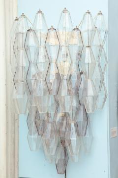 Paolo Venini Large Scale Pair of Polyhedri Sconces by Paolo Venini for Venini - 411212