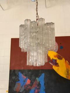 Paolo Venini Mazzega chandelier - 1677550
