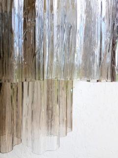 Paolo Venini Pair of Venini Tronchi Murano Glass Sconces Mid Century Modern - 644490
