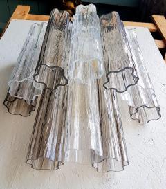Paolo Venini Pair of Venini Tronchi Murano Glass Sconces Mid Century Modern - 644491