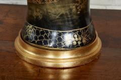 Papier Mache Vase as Lamp - 2020809