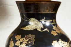 Papier Mache Vase as Lamp - 2020810