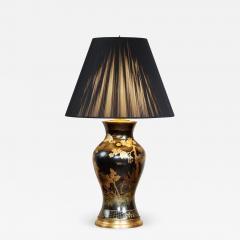 Papier Mache Vase as Lamp - 2021761