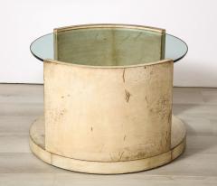 Parchment Low Table - 2015693