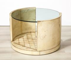 Parchment Low Table - 2015694
