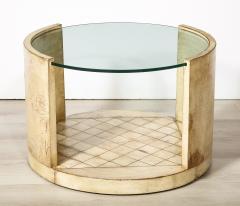 Parchment Low Table - 2015696