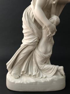 Parian Niobe and Daughter - 1272058