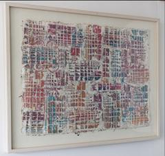 Pat Hammerman Handmade Paper II Framed - 479550