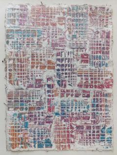 Pat Hammerman Handmade Paper II Framed - 479552