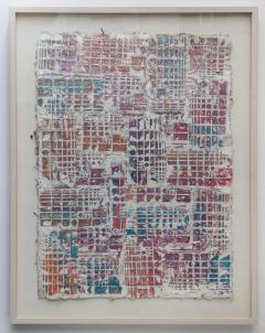 Pat Hammerman Handmade Paper II Framed - 479554