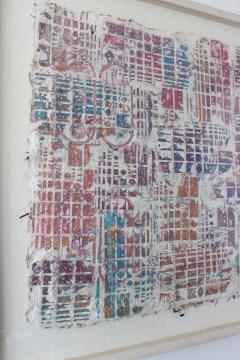 Pat Hammerman Handmade Paper II Framed - 479555