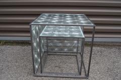 Patricia Urquiola Pair of Lens Side Tables by Patricia Urquiola for B B Italia - 2030936