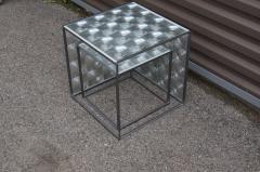Patricia Urquiola Pair of Lens Side Tables by Patricia Urquiola for B B Italia - 2030938