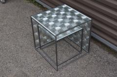 Patricia Urquiola Pair of Lens Side Tables by Patricia Urquiola for B B Italia - 2030942