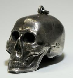 Paul Ditisheim Skull Pocket Watch by Paul Ditisheim - 299825