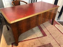 Paul Dupr Lafon 1930s Art Deco Designer Desk or Writing Table Designed by Paul Dupr Lafon - 976418