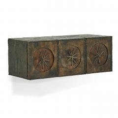 Paul Evans Early Wall Mounted Cabinet by Paul Evans - 707171
