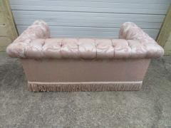 Paul Evans Magnificent Paul Evans Directional Biscuit Tufted Party Loveseat Sofa Modern - 1520118