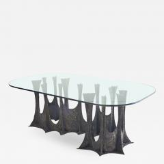 Paul Evans Paul Evans 1969 Stalagmite Signed Dining Table - 425460