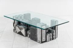 Paul Evans Paul Evans Argente Skyline Low Table USA - 1630516