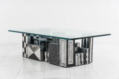 Paul Evans Paul Evans Argente Skyline Low Table USA - 1630517