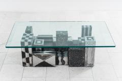 Paul Evans Paul Evans Argente Skyline Low Table USA - 1630520