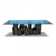 Paul Evans Paul Evans Brutalist Skyline Dining Table - 2088482