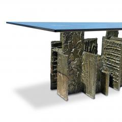 Paul Evans Paul Evans Brutalist Skyline Dining Table - 2088483