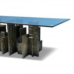 Paul Evans Paul Evans Brutalist Skyline Dining Table - 2088484