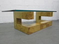 Paul Evans Paul Evans Burl Wood Coffee Table - 1133328