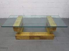 Paul Evans Paul Evans Burl Wood Coffee Table - 1133329