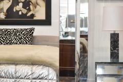 Paul Evans Paul Evans Cityscape King Size Bed Frame Signed - 1457827