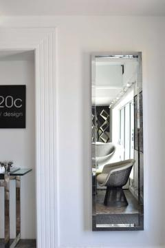 Paul Evans Paul Evans Cityscape Mirror in Chrome Signed - 1492178