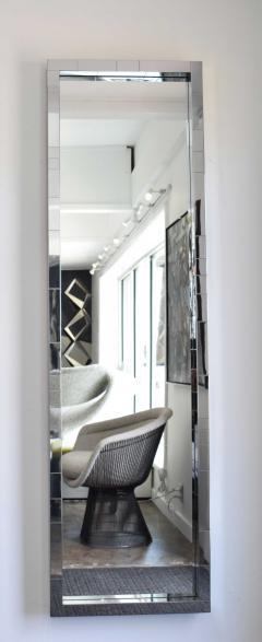 Paul Evans Paul Evans Cityscape Mirror in Chrome Signed - 1492179