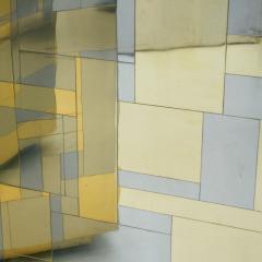 Paul Evans Paul Evans Mid Century Modern Cityscape Pair of American Sideboards - 1015361