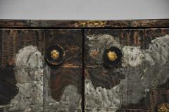 Paul Evans Paul Evans Mixed Metal Sideboard Cabinet - 428676