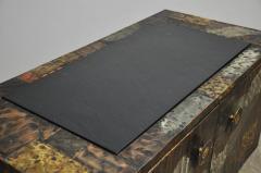 Paul Evans Paul Evans Mixed Metal Sideboard Cabinet - 428678