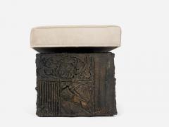 Paul Evans Paul Evans Sculpted Bronze Bench - 1102161