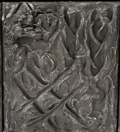 Paul Evans Paul Evans Sculpted Bronze Floating Cabinet in Argente Finish 1969 - 473127