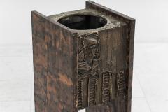 Paul Evans Paul Evans Sculpted Bronze Planter USA - 1646145