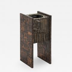 Paul Evans Paul Evans Sculpted Bronze Planter USA - 1648216