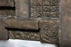 Paul Evans Paul Evans Sculpted Bronze Resin Brutalist Wall Sculpture Circa 1970 - 1750773