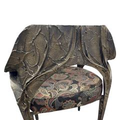 Paul Evans Paul Evans Set of 6 Rare and Important Dining Chairs 1969 signed  - 1059918