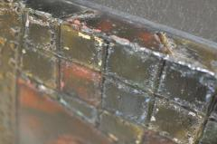 Paul Evans Paul Evans Welded Steel Cube Table - 352205