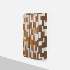 Paul Evans Paul Evans wall mounted Cityscape cabinet from the PE 400 series - 717448
