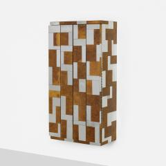 Paul Evans Paul Evans wall mounted Cityscape cabinet from the PE 400 series - 717449