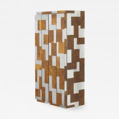 Paul Evans Paul Evans wall mounted Cityscape cabinet from the PE 400 series - 719017