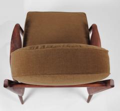 Paul Evans Phillip Lloyd Powell New Hope Lounge Chair from Phillip Lloyd Powell Studio in American Black Walnut - 1004729